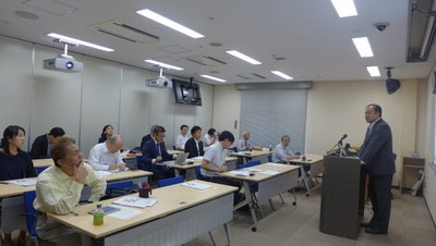 JICA Explanatory Session 1